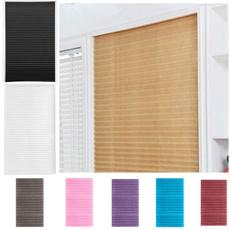 pleatedblind, Door, bathroomcurtain, Home & Living