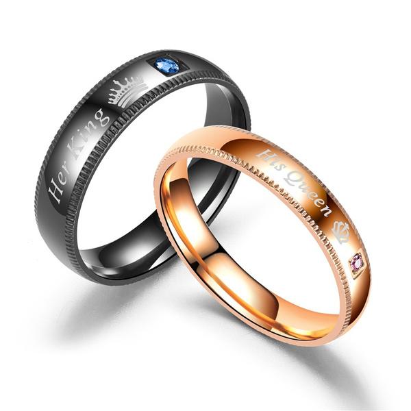 Steel, King, Jewelry, her