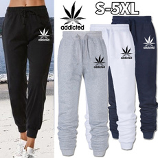 Summer, Fashion, Winter, Casual pants