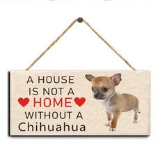 decoration, Home & Living, housedecoration, dogsign