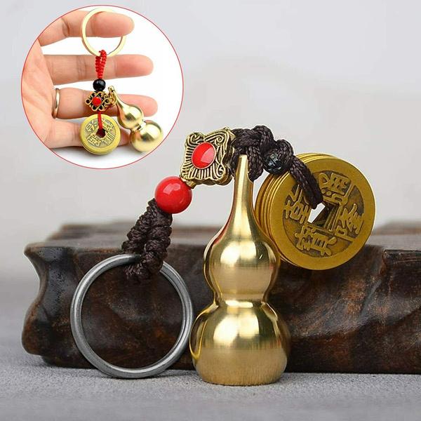 Brass, porsperitysucce, Key Chain, Jewelry