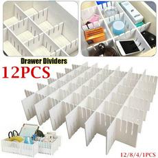 makeupdrawerdivider, Storage, Closet, cutlerydrawerorganizer