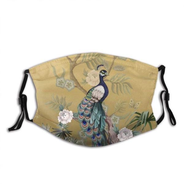 peacock, magicscarf, Outdoor, Necks