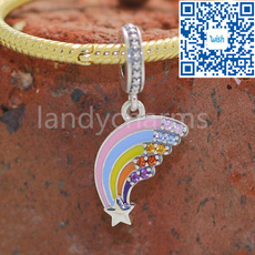Sterling, rainbow, 925 sterling silver, Jewelry