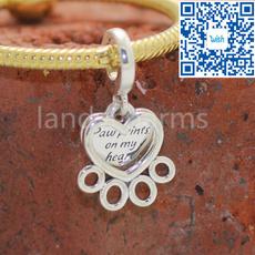 Sterling, Heart, 925 sterling silver, Jewelry