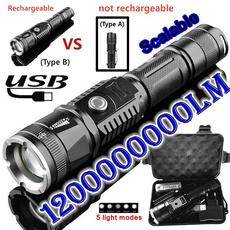 Flashlight, في الهواء الطلق, led, usb