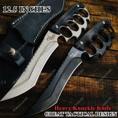 Heavy, tacticalfishingknive, militarycombatknifefulltang, Combat