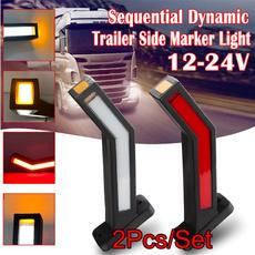 truckwaistlight, sidemarkerledlight, Waist, trailerlightsled
