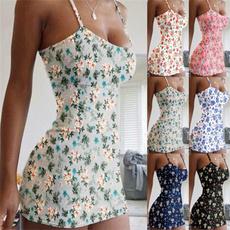 Mini, daisydres, summer dress, short dress