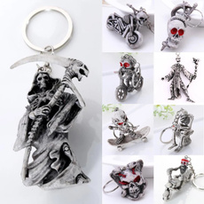 Hip-hop Style, keychainskeyring, Chain, Key Rings
