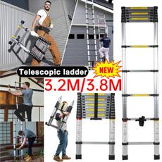 multipurposeladder, Aluminum, ladder, telescopicladder