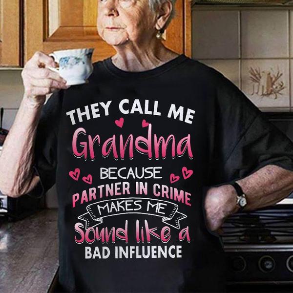Fashion, mothershirt, Shirt, grandmatshirt
