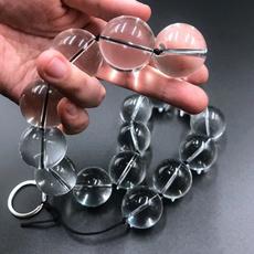 prostatemassage, Jewelry, analplug, glassanalplug
