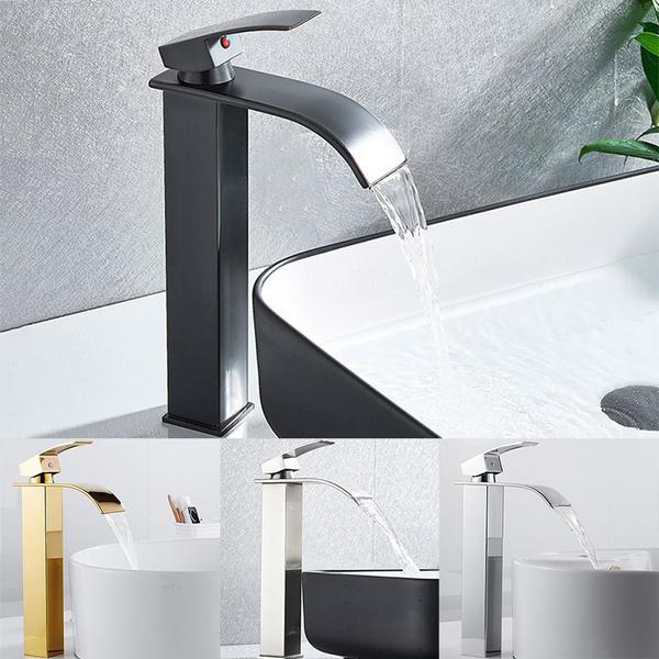 waschtischarmatur, Steel, Faucet Tap, Bathroom Accessories