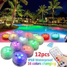 underwater, submersible, Outdoor, led