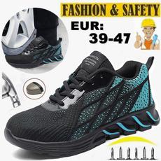 Steel, safetyshoe, antipuncture, Fashion