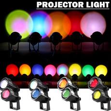 rainbow, Coffee, Night Light, projector
