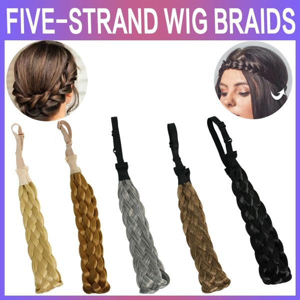 wig, hair, Head Bands, wigbraid