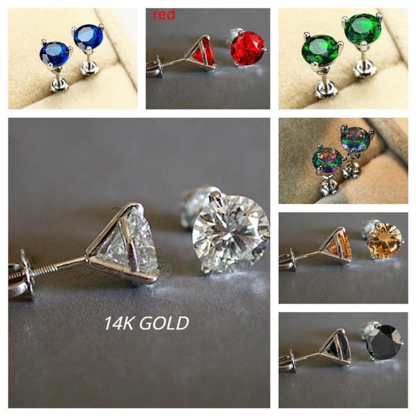 Sterling, earingsforwomen, Jewelry, gold