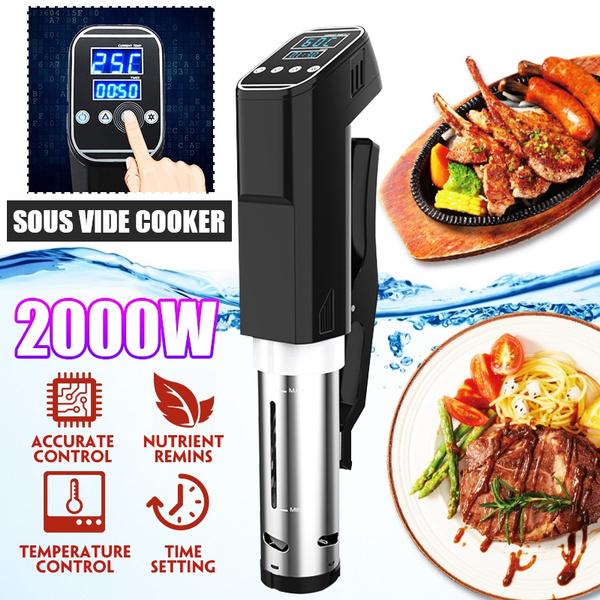 cucinasottovuoto, precisioncooker, vakuumkocher, lngsamspi