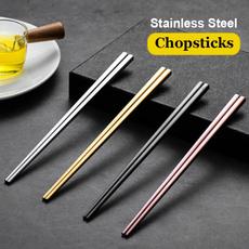 Steel, chinesechopstick, Jewelry, koreanchopstick