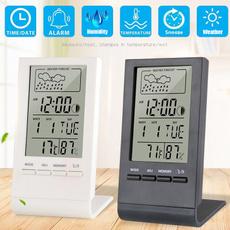 hygrometerclock, humidityclock, led, Monitors