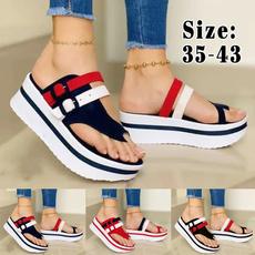 Summer, Flip Flops, Sandals, platformflipflop