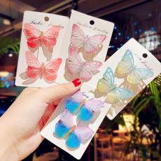 butterfly, Beautiful, Fashion, Hair Clip