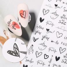 nail decals, Fashion, art, Beauty
