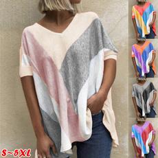 blouse, Plus Size, Sleeve, Women Blouse