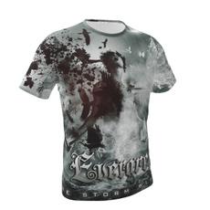 baseballtee, Fashion, Cotton T Shirt, Men's Shirt