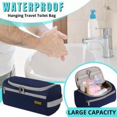 toilettravelbag, overnightbag, Men, bathroombaghanger