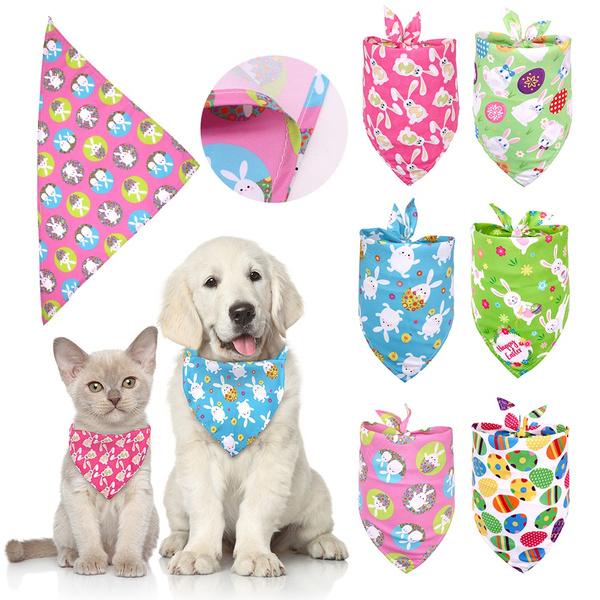 Dog-Bandana, Fashion, dogscarfcollar, petbandanabib