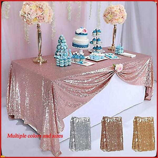 Shiny, weddingtablecloth, Glitter, decoration