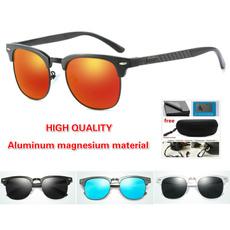 Outdoor, Fashion, metal sunglasses, Men's Fashion