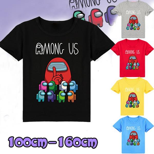 kids, Fashion, polloverhoodie, gameamongu