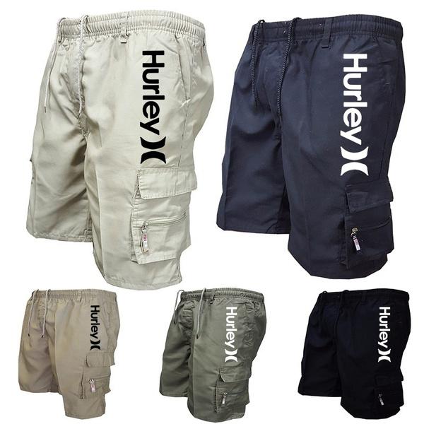 Summer, tacticalshort, Shorts, drawstringshort
