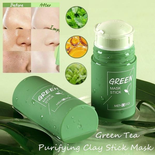 greenteamask, whiteningmask, cleansingmudmask, Clay