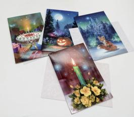 Birthday, pagan, greeting, Card