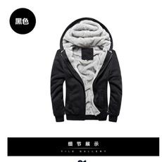 Autumn, Fleece, Fashion, hooded