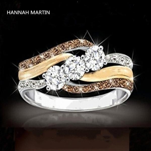 DIAMOND, wedding ring, 925 silver rings, rings for women