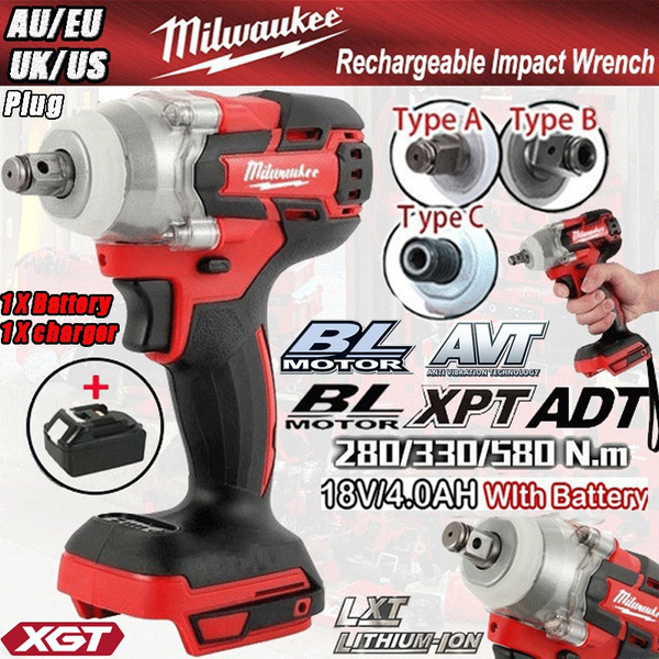 electricimpactwrench, Rechargeable, Electric, autorepairtool