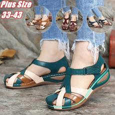 beach shoes, Outdoor, Summer, flatsandal