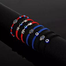 Charm Bracelet, Blues, eye, Jewelry