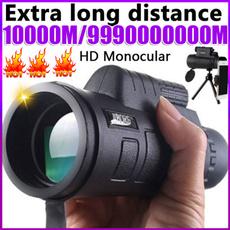 Flashlight, Hiking, Outdoor, Telescope