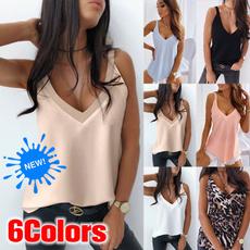 Summer, Vest, Fashion, Ladies Fashion