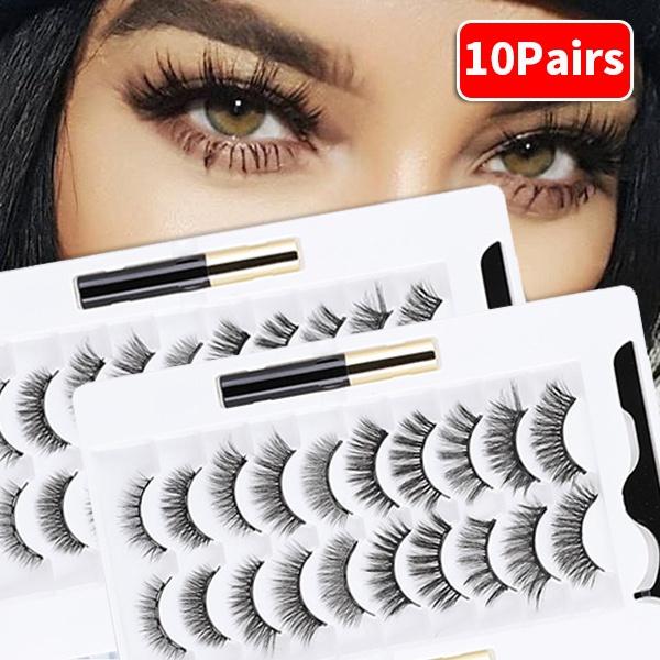 Eyelashes, False Eyelashes, magneticeyelash, Beauty
