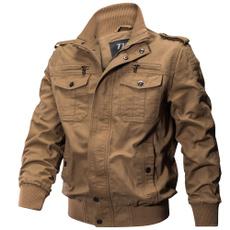 Casual Jackets, Plus Size, outdoorjacket, zipperjacket