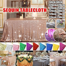 party, tablelinen, sparklycover, sparkle