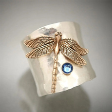 Sterling, dragon fly, Fashion Accessory, Jewelry